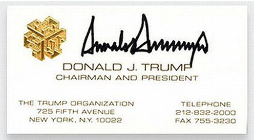 donald_trump_business_card