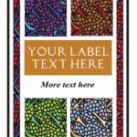 Free Illustrator Templates for Custom Wine Labels