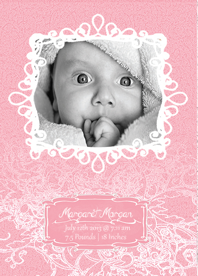 Announcement Template Free Colors Free Printable Graduation – Free Baby Announcement Templates