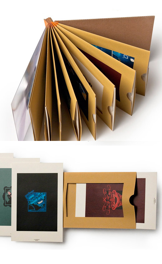 5 Most Impressive Graphic Design Print Portfolios ...
