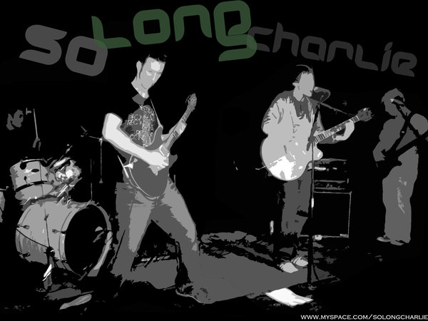 band sticker SLC
