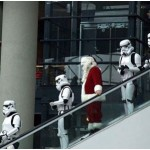 Santa Bombing! See Hilarious Pictures of Holiday Photobomb Shenanigans!