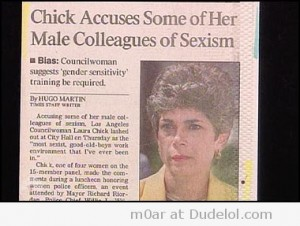 Laura Chick Headline