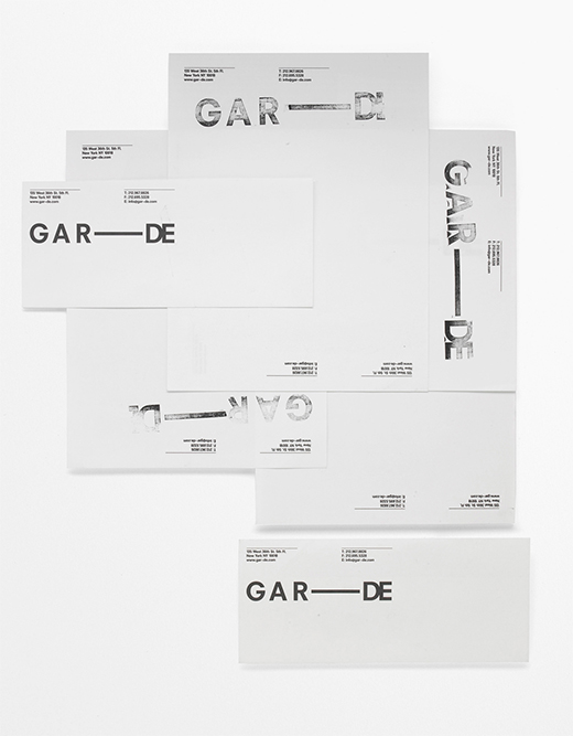 GAR--DE fashion brand