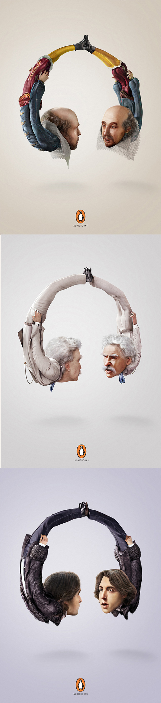 headphone poster