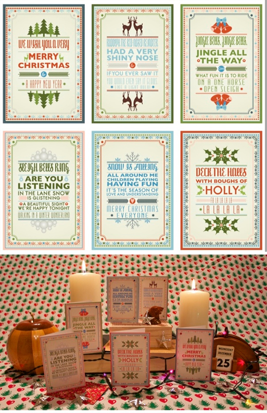 embroidery christmas cards