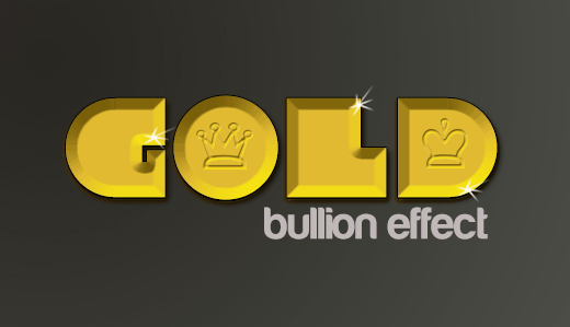 gold_bullion_font_effect