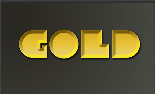 gold_bullion_font_effect_7