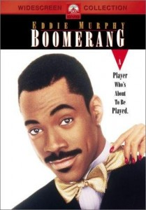 Boomerang Movie Poster