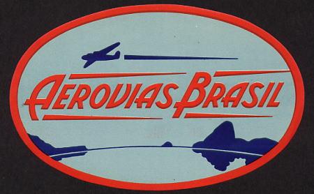 Aerovias Brasil free font