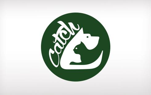 humane society logo design