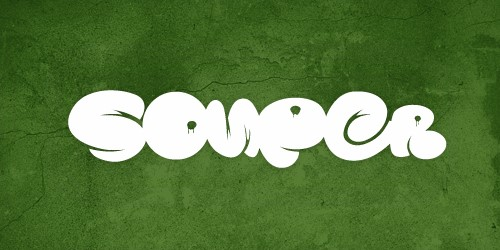 free souper font