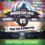 Free 2014 World Cup Templates – Make Your Own Postcard or Flyers For Tournament Promotion