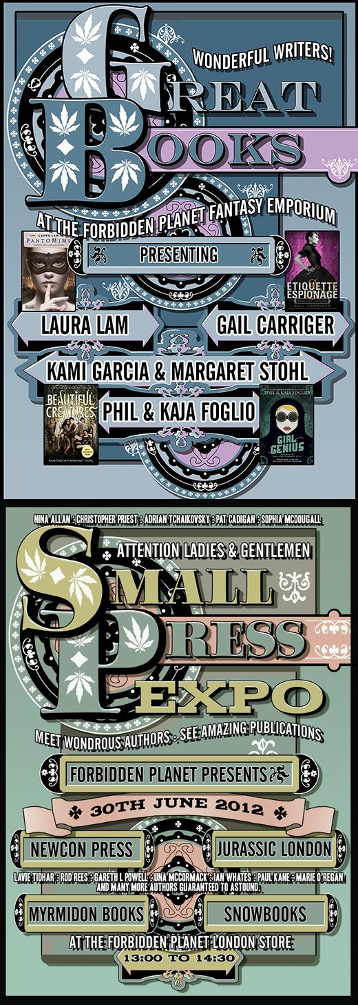steampunk_flyers