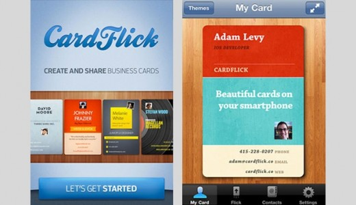 cardflick_app review