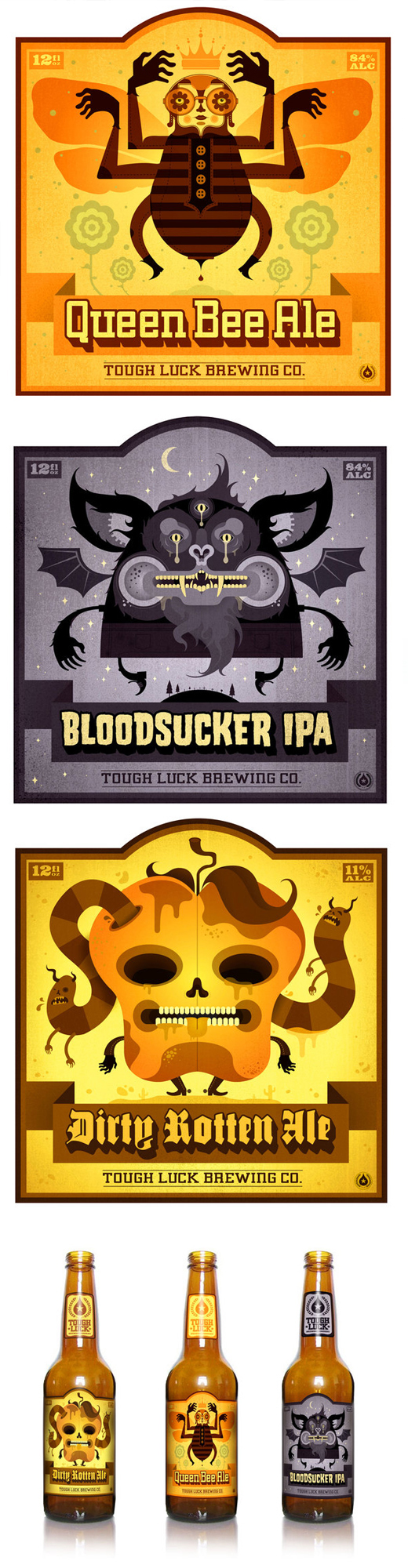 homebrew labels