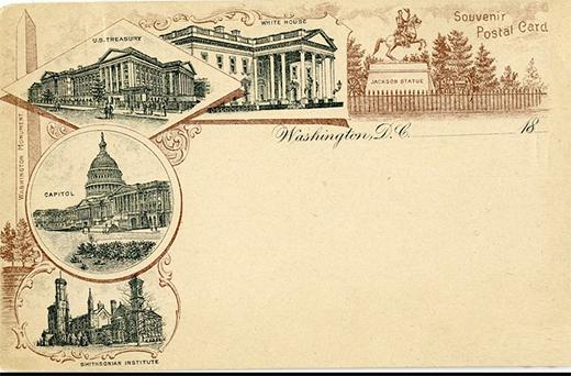 vintage postcard 1