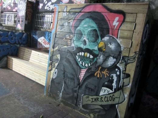 street art taipei