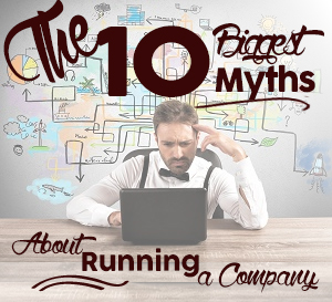 10 myths about running company