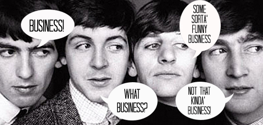 lessons in business from the beatles