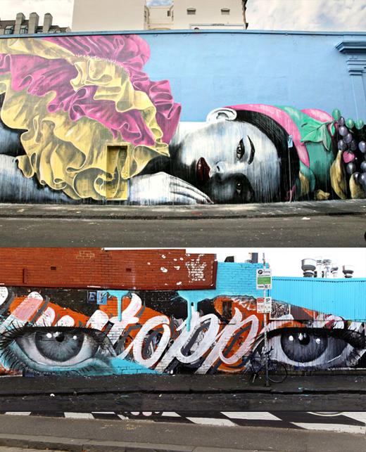 street art melbourne 1