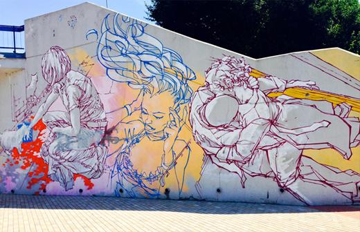street art prague 5