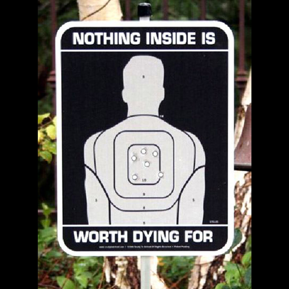 Funny Yard Sign 14
