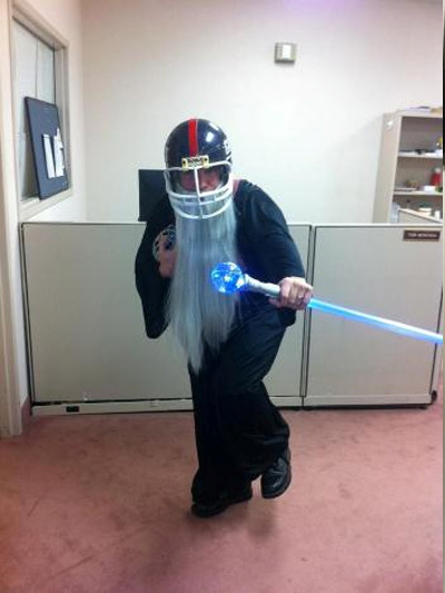 fantasy football halloween costume