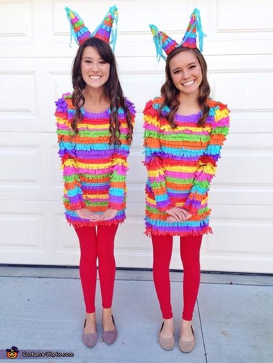 pinata halloween costume