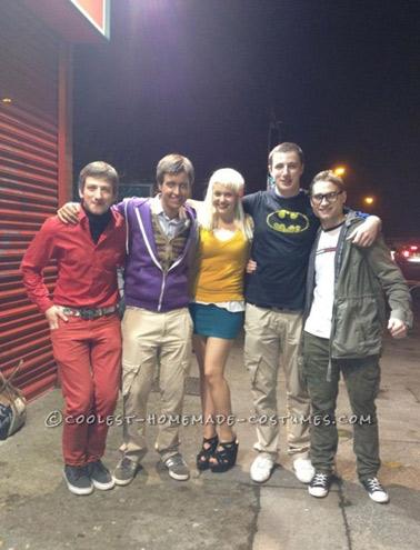 big bang theory halloween costume  sc 1 st  NextDayFlyers & 22 Funny and Easy Halloween Costume Ideas