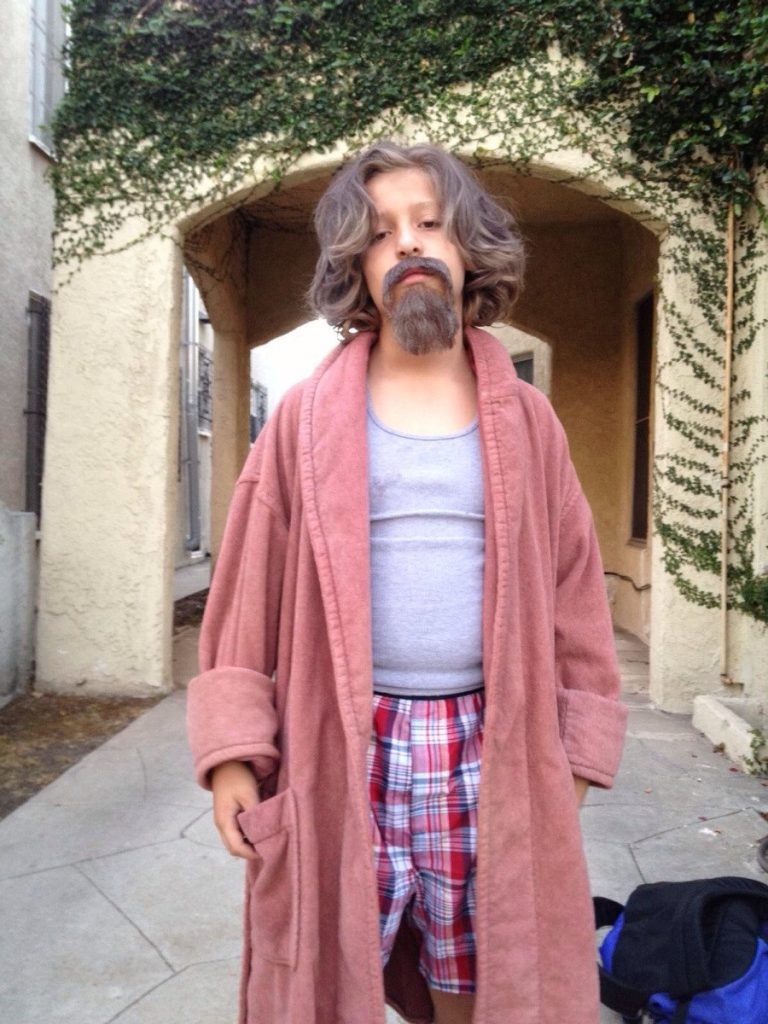 the big lebowski halloween costume