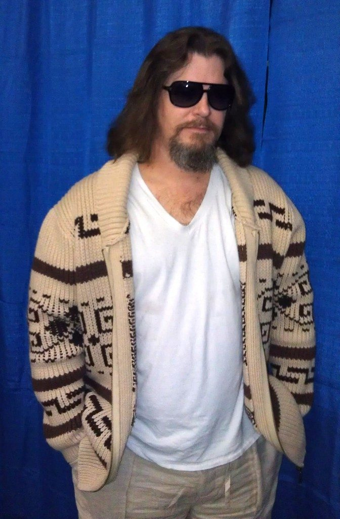 The Dude halloween costume