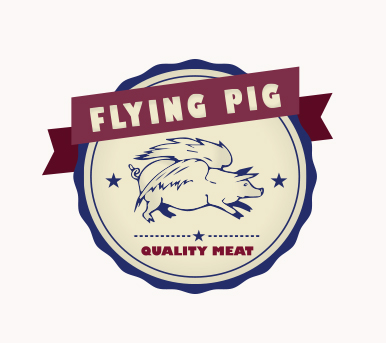 free pig vector