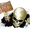 free halloween shopfront cling