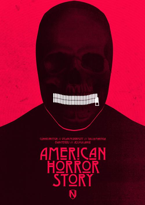 american horror story fan art