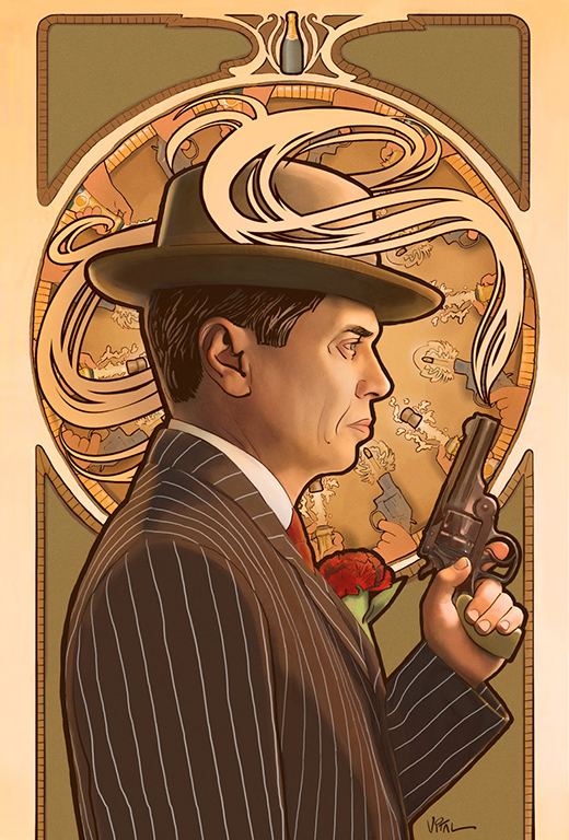boardwalk empire fan art