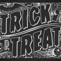 halloween vector banner