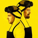 breaking bad fan poster