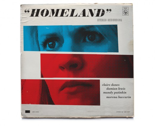 homeland fan poster art