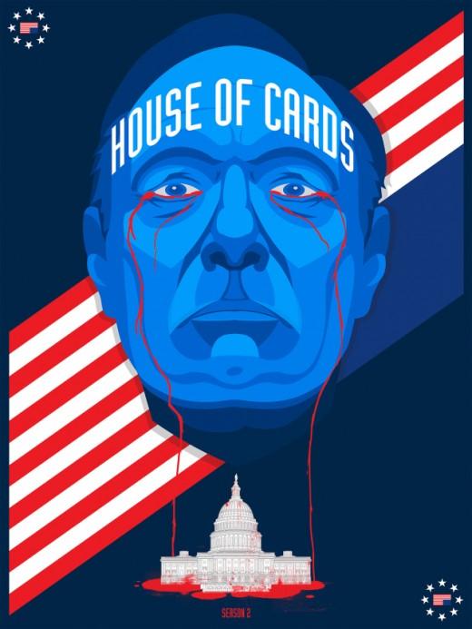 house of cards fan art