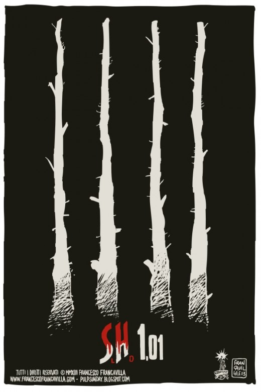 sleepy hollow fan art poster