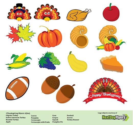 thanksgiving_vectors
