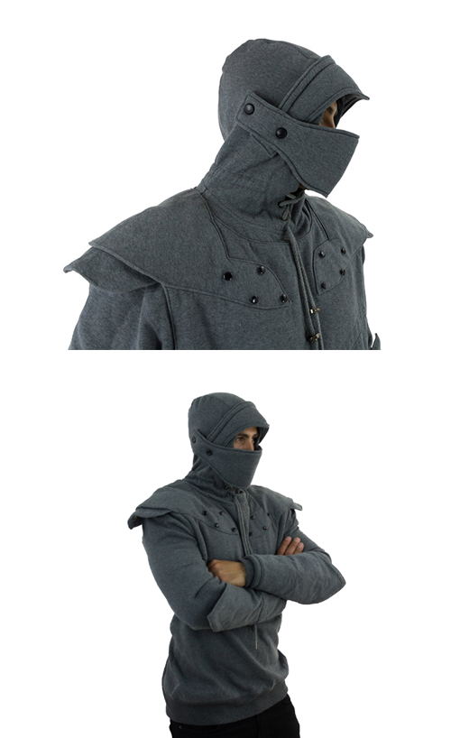 knight hoodie gift