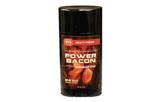 bacon deodorant novelty holiday gift