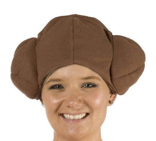 princess leia buns hat holiday gift