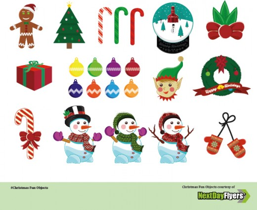 christmas-fun-vector-pack