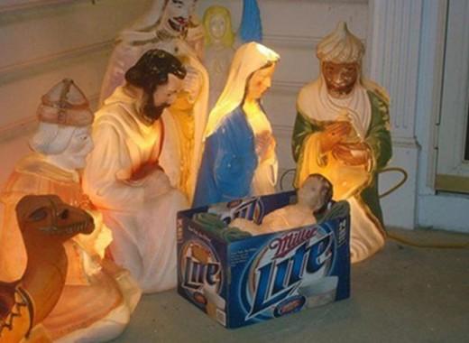 Budweiser manger