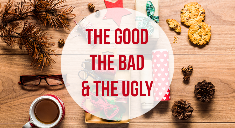 Good and Bad Christmas Decorations