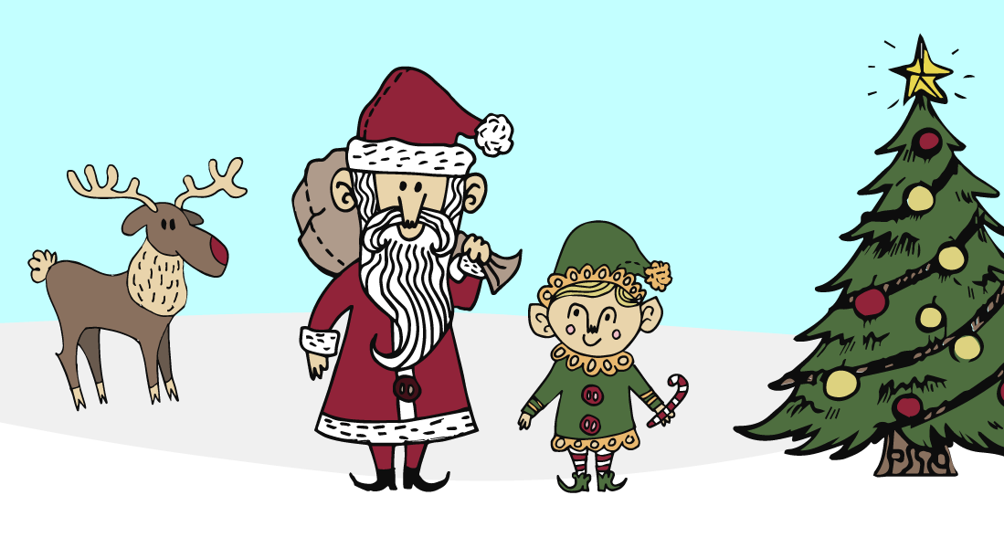 download your free christmas clipart vectors today