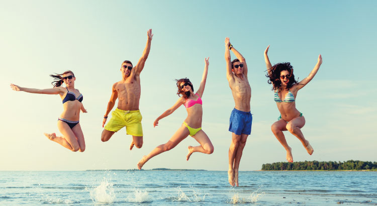 Social media influencers can help spread your summer deals